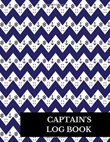 Captain's Log Book