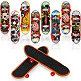 Reastar Finger Skateboard 10pcs Professionelle Mini Fingerboards...