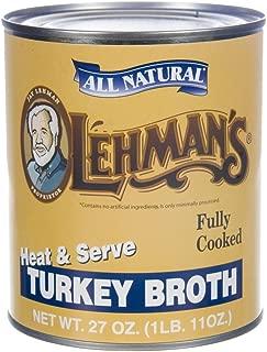 Canned Turkey Broth 1 27 oz can