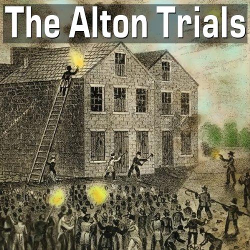 The Alton Trials audiobook cover art