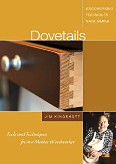 Dovetails - Tools and Techniques from a Master Woodworker - Fox Chapel Publishing