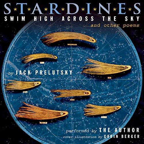 Stardines Swim High Across the Sky audiobook cover art