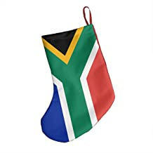 Yuyuy Christmas Stocking Flag of South Africa Classical Xmas Stockings Christmas Tree Ornaments