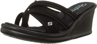 Skechers Women's Rumblers Wedge Sandal