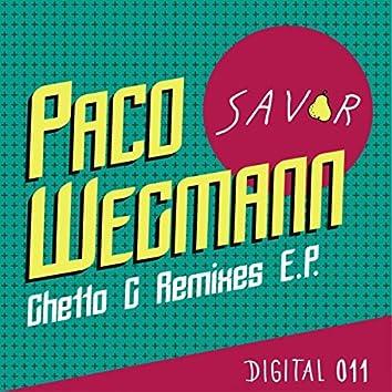 Ghetto G Remixes EP