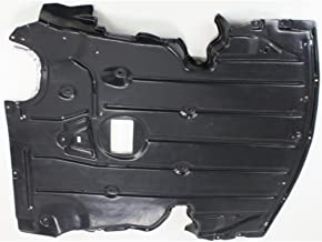 Engine Splash Shield compatible with BMW 3-Series 06-13 Under Cover W/Aluminum Coupe/Sedan/Wagon
