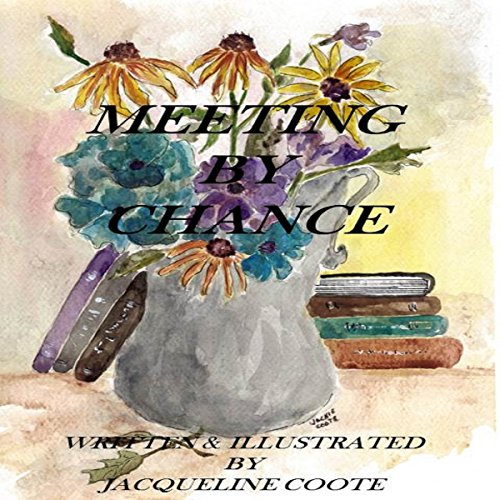 Meeting By Chance audiobook cover art