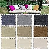 Lot de 2 housses de coussin imperméables pour voiture, lit, canapé, chaise, jardin, Glds-13806, 22'x22'/55x55cm