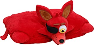 Granny's Best Deals (C) Five Nights at Freddy's Plush Red Foxy Stuffed Pillow Toys 16inch-Brand New!
