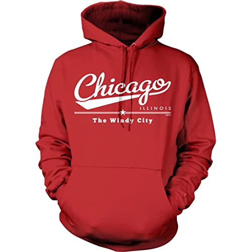New American Girl Chicago Black Hoodie Zip up with Star