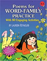 Poems for WORD-FAMILY Practice 1934026042 Book Cover