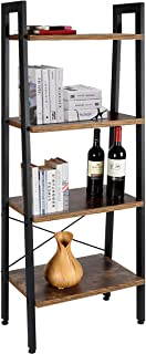 Best 4 tier bathroom ladder shelf Reviews