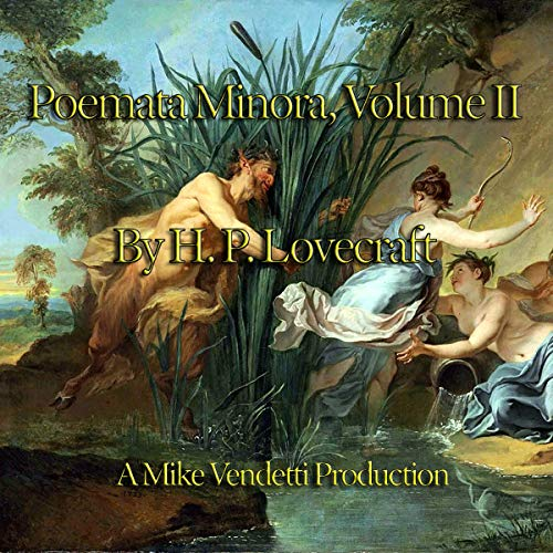 Poemata Minora, Volume II cover art