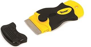 Titan Tools 12031 4-Inch Mini Razor Scraper   Includes 1 Extra Heavy-Duty Razor Blade