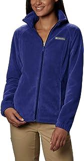 Columbia Women's Plus Size Benton Springs Full Zip Jacket