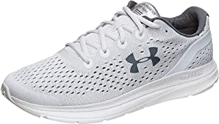 Under Armour Charged Impulse, Men's Running Shoes, Green (Baroque Green/Gray Flux/Black), 41 EU