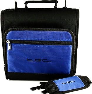 TGC ® Draagtas Schoudertas compatibel met Garmin DriveSmart 65 MT-D Sat Nav GPS Systeem