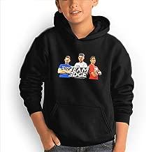 Love Begets Love Team Edge Boys Hoodies,Fashion Youth Sweater