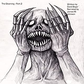 The Gloaming Part 2 audiobook cover art