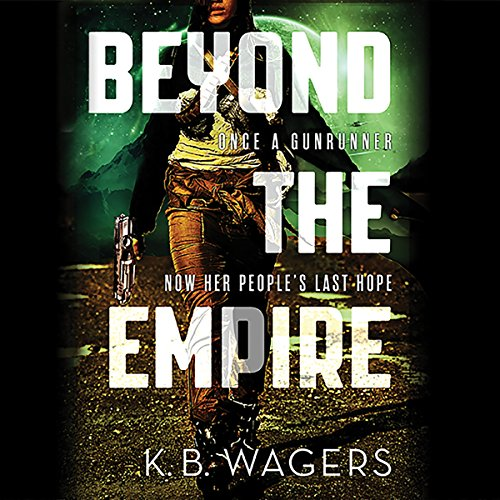 Beyond the Empire audiobook cover art