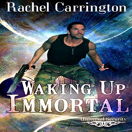 Waking Up Immortal audiobook cover art