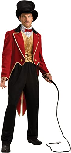 buena calidad Rubies - Disfraz Oficial de de de Circo Maestro para Hombre, Talla Mediana estándar  moda