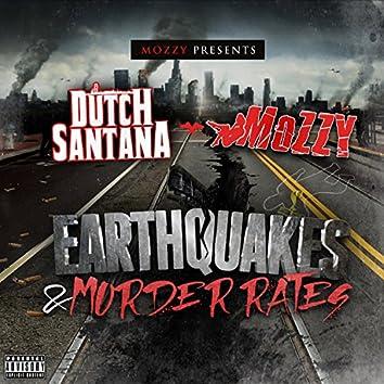 Earthquakes & Murder Rates