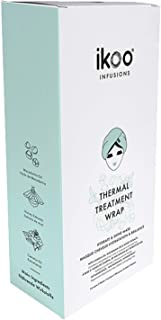 Ikoo Thermal Treatment Wrap Hydrate and Shine