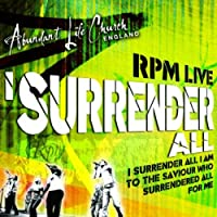 I Surrender All + DVD