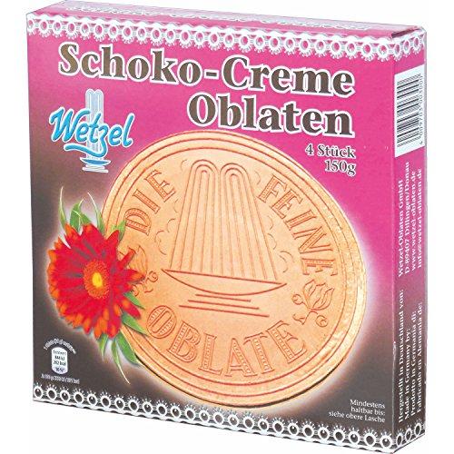 Wetzel Schoko-Creme Oblaten 150 g