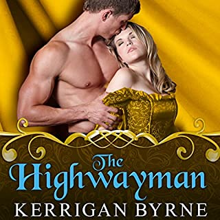 The Highwayman audiobook cover art
