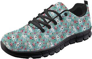 Coloranimal Road Running Jogging Sneakers per le Donne Air Mesh Leggero Casual DailyShoes