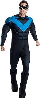 Rubie's Deluxe Nightwing Mens Costume