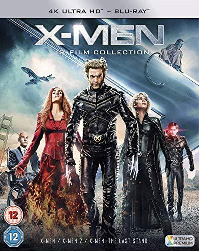 X-Men Trilogy 4K [Edizione: Regno Unito] [Italia] [Blu-ray]