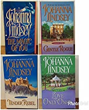 Johanna Lindsey Malory Novels 1-4 - Love Only Once, Tender Rebel, Gently Rogue, and The Magic of You