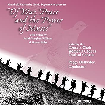 Of War, Peace and the Power of Music (Live)