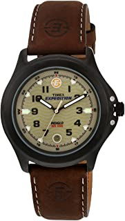 Timex Expedition Analog Off-White Dial Men's Watch - TW00NG53H