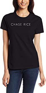 Womens Chase Rice Logo Black T Shirt