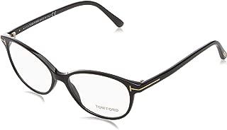 FT5421 Eyeglasses 53 001 Shiny Black