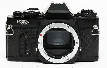 Vintage Sears KSX 35mm SLR Camera