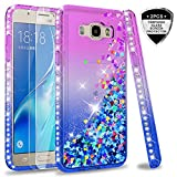 LeYi Galaxy J5 2016 Case with Tempered Glass Screen