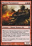 Magic The Gathering - Murasa Pyromancer (139) - Zendikar