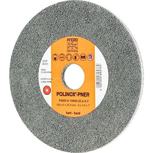 Polinox-compacte slijpschijf PNER - voor haakse slijpers & slijper - Ø 150 mm, RPM: 5.100