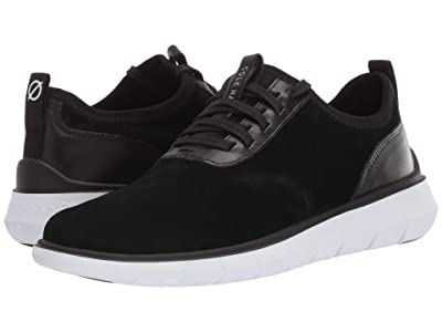 Cole Haan Generation Zerogrand Sneaker (Black/Optic White) Women
