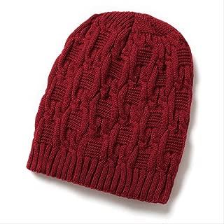 MZHHAOAN Knitted Winter Cap Beanie Girl Knit Autumn Winter Hats for Women's Hats Warm