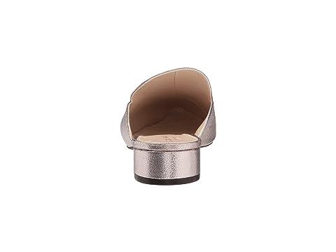 Cole Haan Piper Mule Gold Glitter Metallic