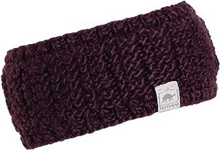 Turtle Fur Women's Shay Fleece Lined Wide Knit Headband