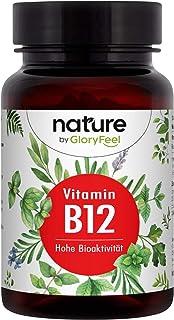 Vitamin B12-200 Tabletter - Veganska - Bioaktiva Former av B12 + Depåform av Hydroxokobalamin + Folsyra 5-MTHF