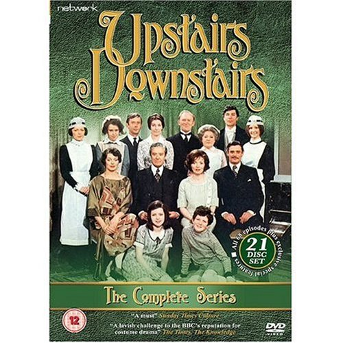 Upstairs Downstairs - the Complete Series [Import anglais]