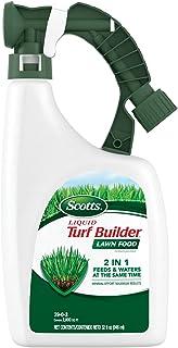 Scotts 5420406 Liquid Turf Builder Lawn Food Fertilizer